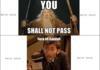 Gandalf Denied FIRST OC